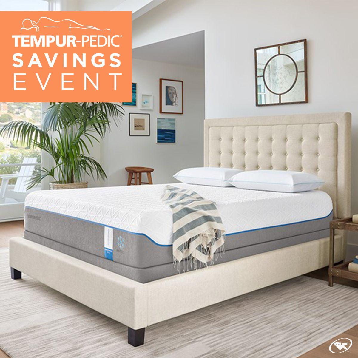 Fall Into Savings Save Up To 500 On Select Adjustable Mattress Sets During Our Tempur Pedic Fall Savings Event With Images Mattress Sets Tempurpedic Mattress Mattress