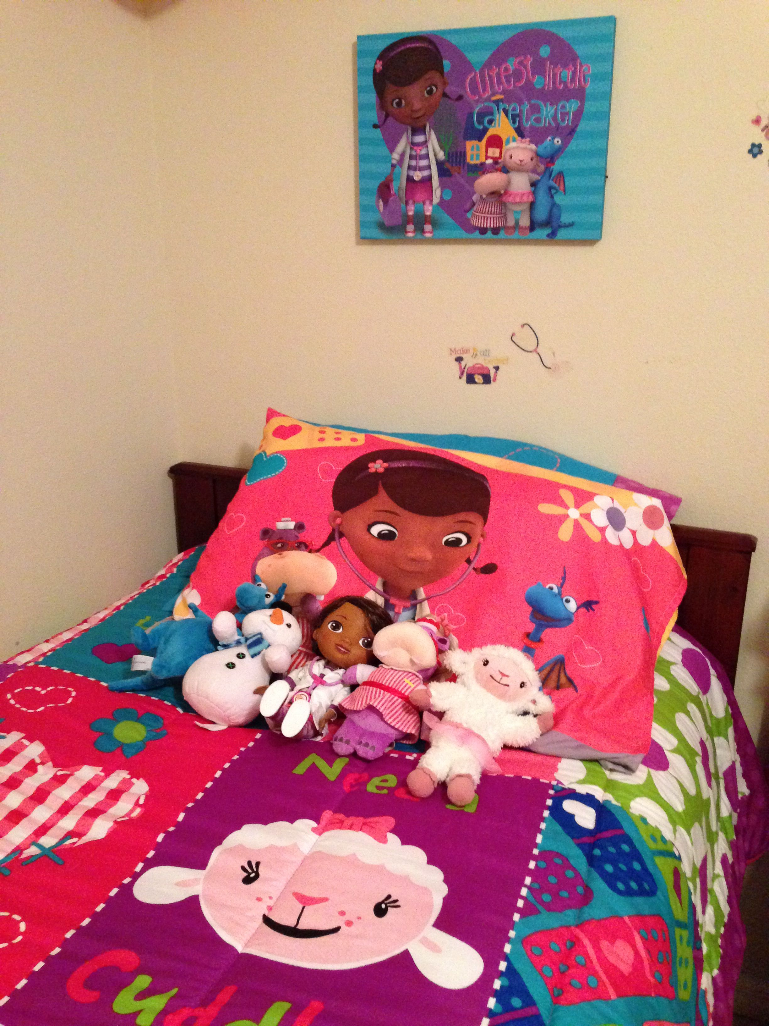 doc mcstuffins bedding doll and characters tatiana s 15191 | cc9bc076f111726045e35f5a6a5be658