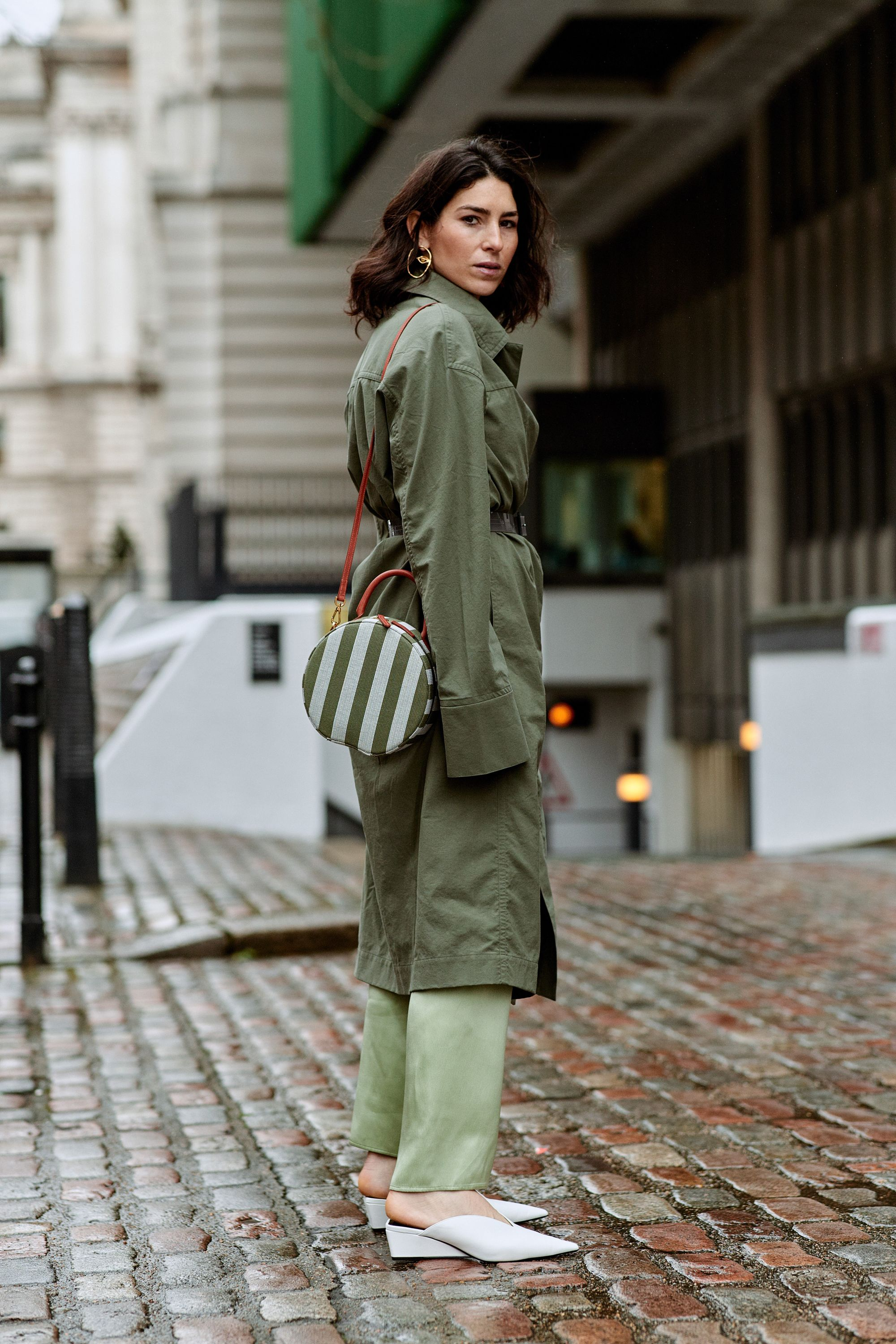 Standout Street Style Moments from the SS18 Stockholm FW