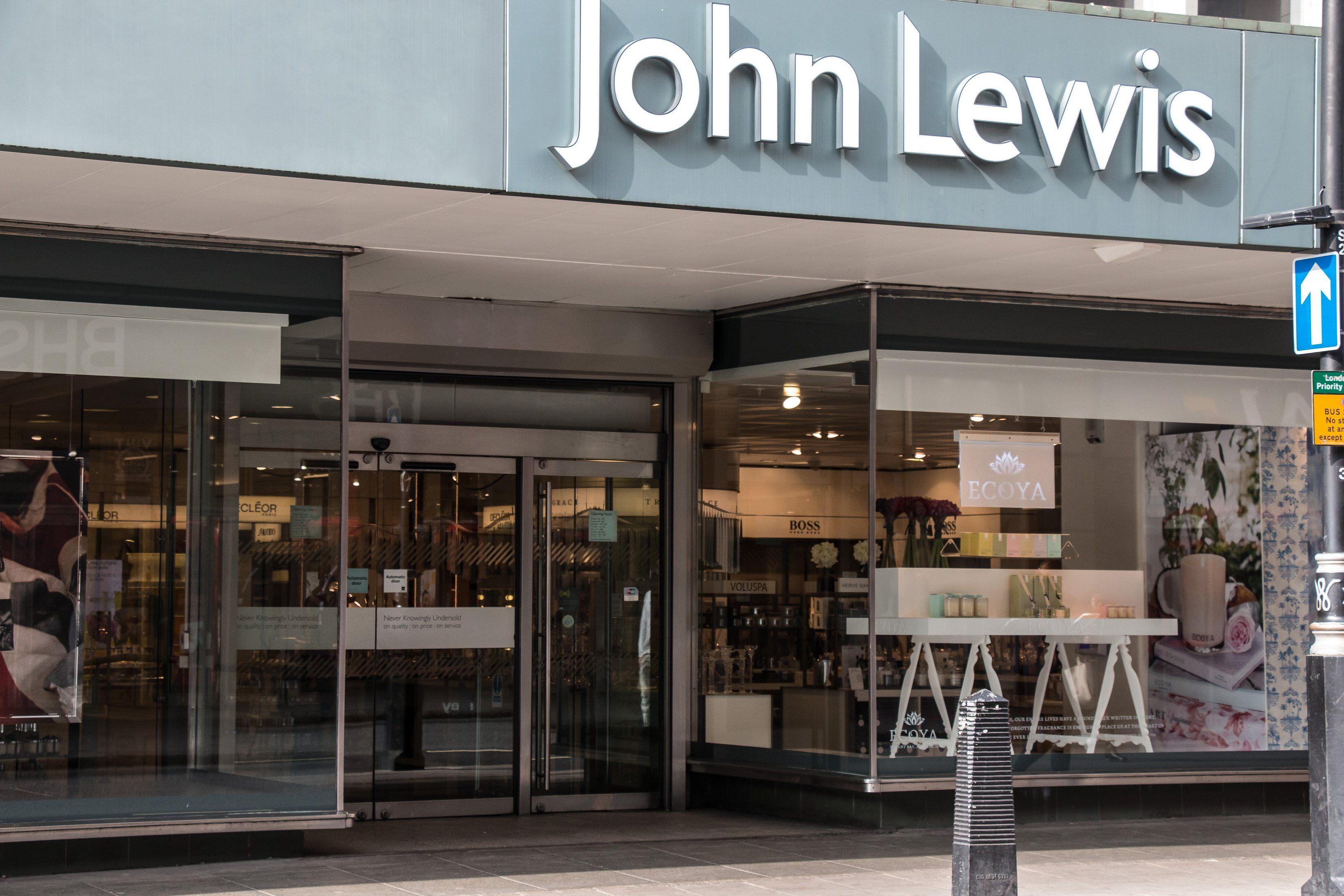 John Lewis Featuring Ecoya 300 Oxford Street London Www Ecoya Com Www Johnlewis Com Oxford Street Lewis John Lewis