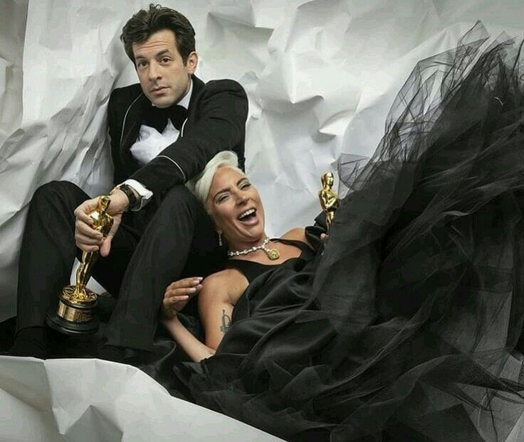 Mark Ronson, Lady Gaga, A Star