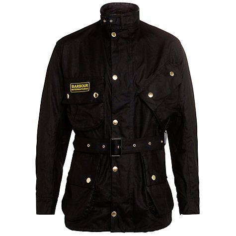 barbour mens jacket john lewis