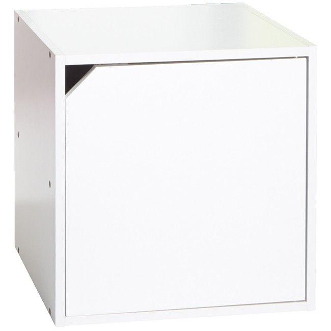 Étagère, colonne et cube de rangement Cube - meuble de rangement avec tiroir