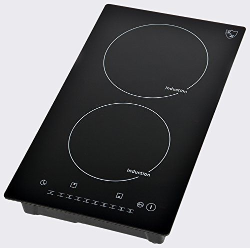 Domino Indv 3102 Double Built In Induction Ceramic Burner A Chic And Noble Masterpiece In Your Cooking Space Review Ceramic Cooktop Cooktop Induction