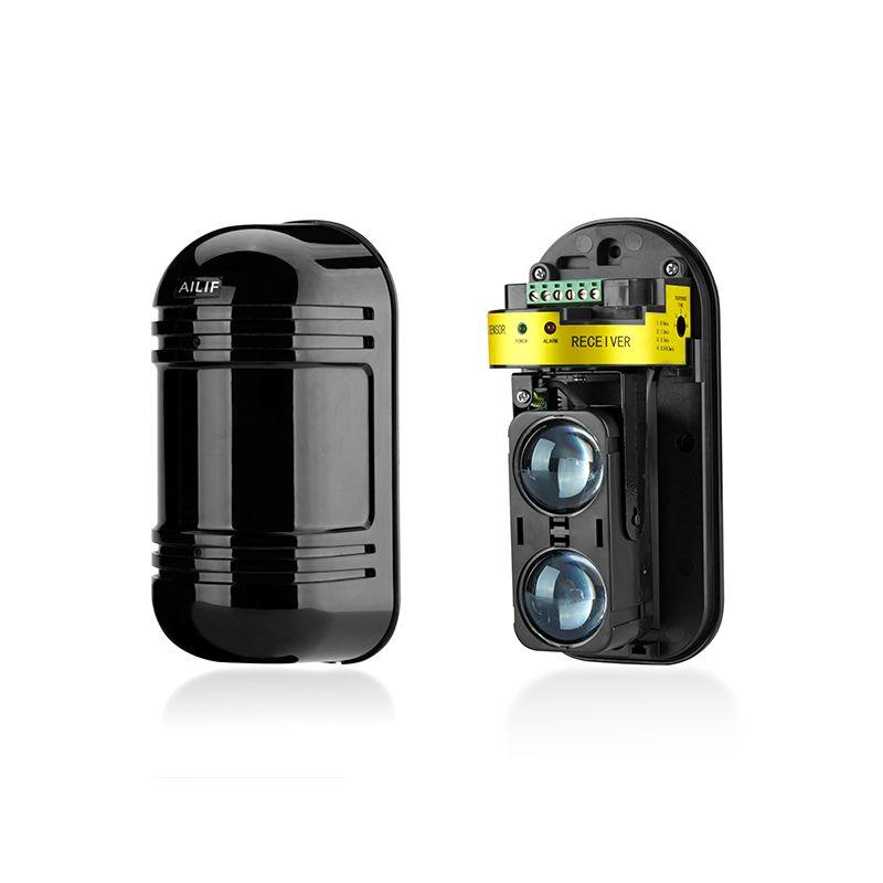 Sale 12 21 99 Intrusion Alarm Infrared Detector Burglar Abt 100 Photoelectric Dual Beam Perimeter Fence Intrusion Alarm Burglar Perimeter