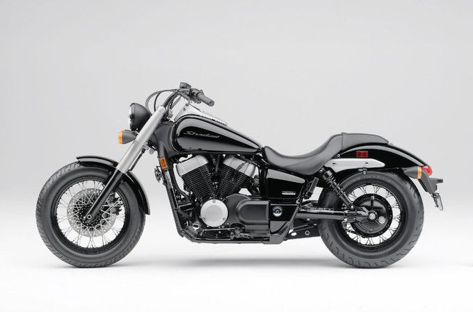Honda Shadow VT750 | moto | Honda shadow phantom, Honda shadow