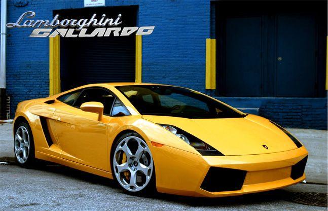 Lamborghini Gallardo Rental New York: Rent a Lamborghini ...