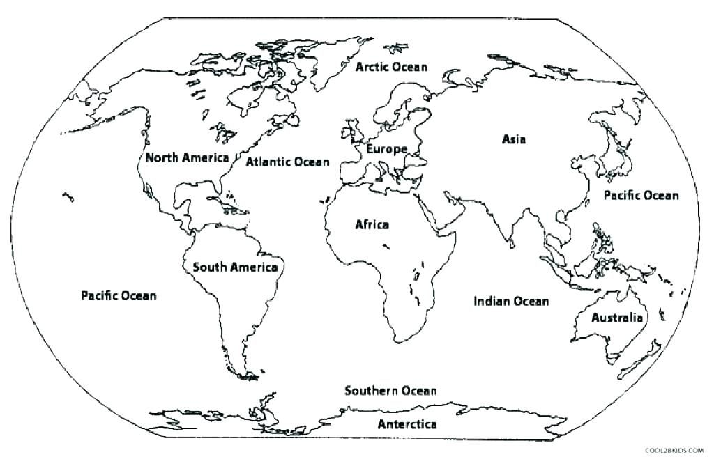 - World Map With Country Names Printable New Map Africa Printable Black And  White Treasure Map Coloring Pages Map Coloring Pages Printable World Map …  Çizim, Eğitim