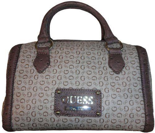 5d9572980 Women's Guess Purse Handbag Satchel Proposal Brown GUESS, http://www.amazon