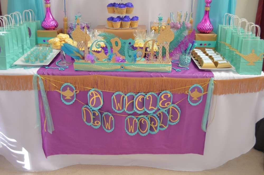 Princess Jasmine Birthday Party Ideas Children\u0027s party ideas
