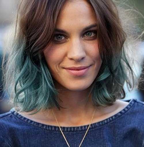 25 Brief Haircuts And Colors Short Hair Hair Styles Haircut And Color Dipped Hair