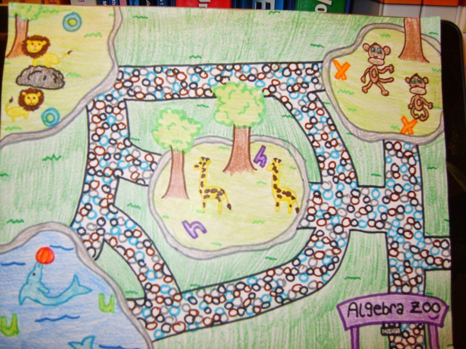 Algebra Zoo With Images