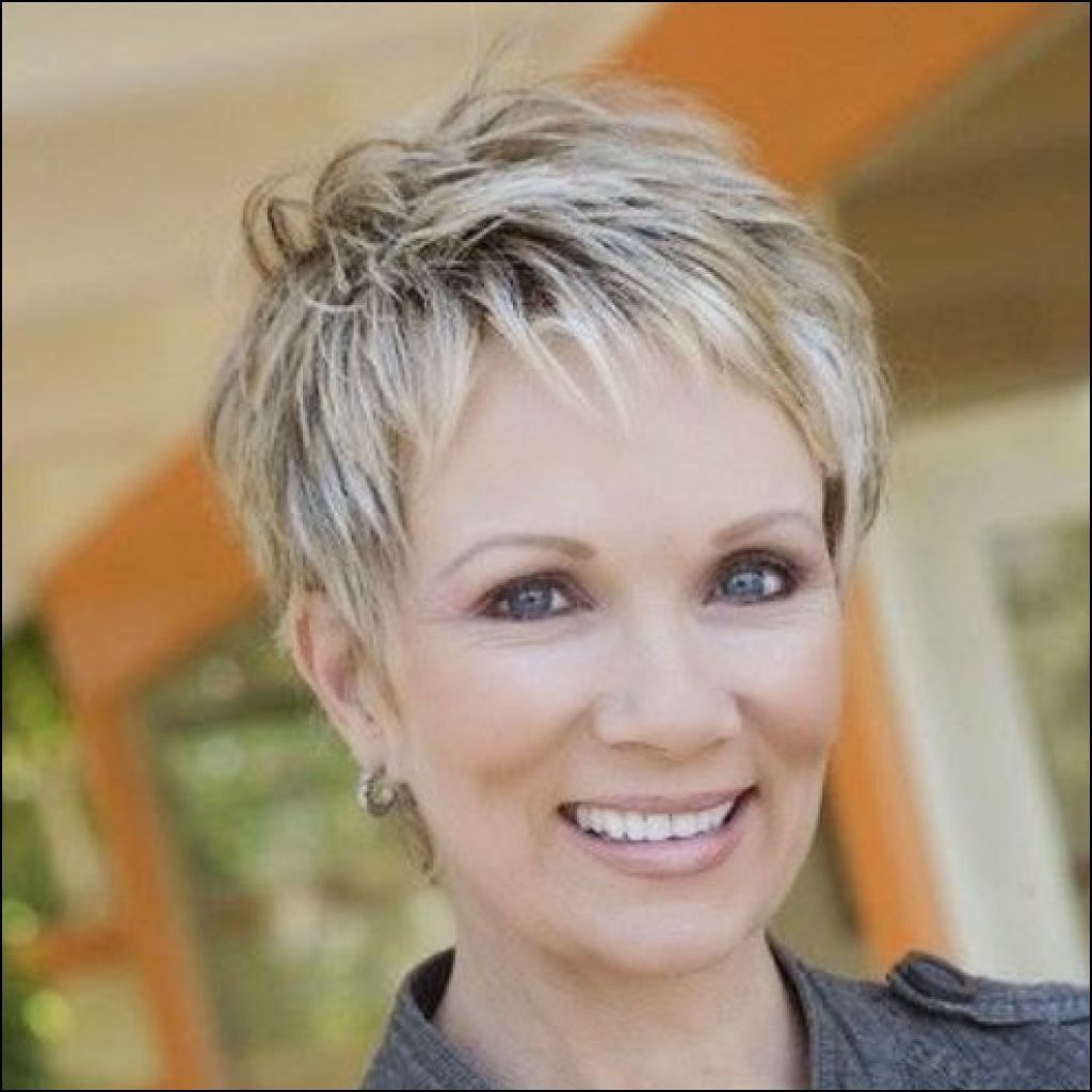 Short Hairstyles For Women Over 60 With Fine Thin Hair Http