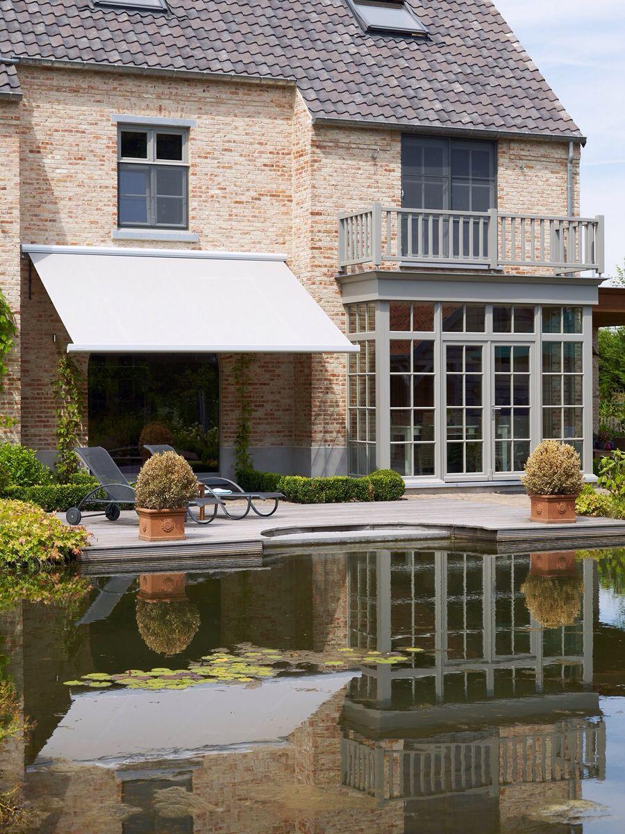 Erker Balkon Home Exterieur Pinterest Balkon Aussen Und Hausbau