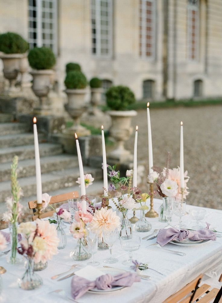 Royal Wedding Inspiration at Chateau de Champlatreux
