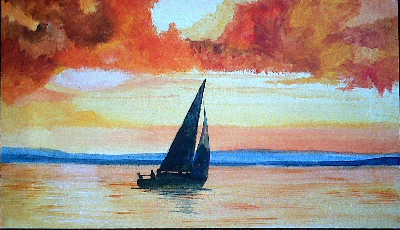pinturas marinas acrilico - Google Search