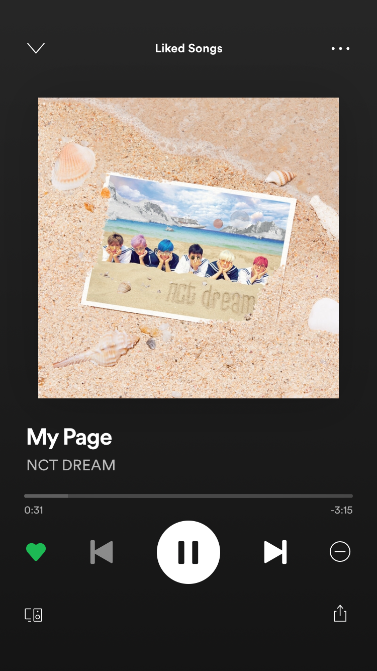 my page nct dream in 2020 Song playlist, Nct dream, Nct
