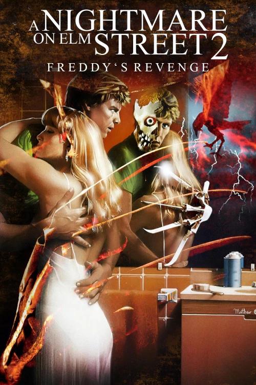 A Nightmare On Elm Street Part 2 Freddy S Revenge 1985 Narkotikz The Poster Database Tpdb In 2020 Nightmare On Elm Street A Nightmare On Elm Street Elm Street
