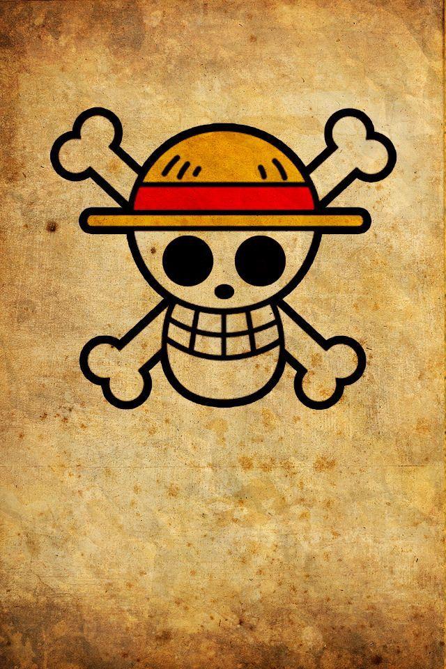 Piratas Sombrero De Paja Fondos Prrones Tatuajes De One