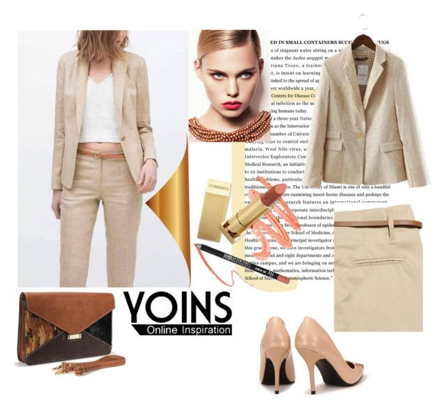 """YOINS 3"" by djulovic-mirela ❤ liked on Polyvore featuring Fall, MustHave and yoins"