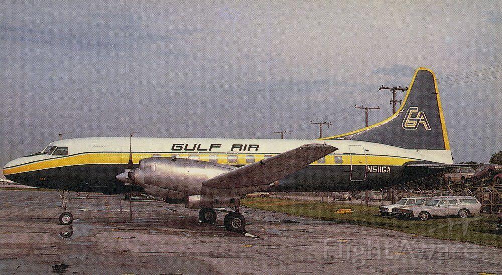 Photo of CONVAIR CV580 (N511GA) FlightAware Cargo