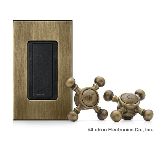 Antique Brass Wall Plates Adorable Antique Brass Wallplates Add A Timeless Look To Any Roomwwwlutron Design Decoration