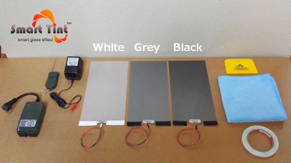 Electronic Car Window Tint