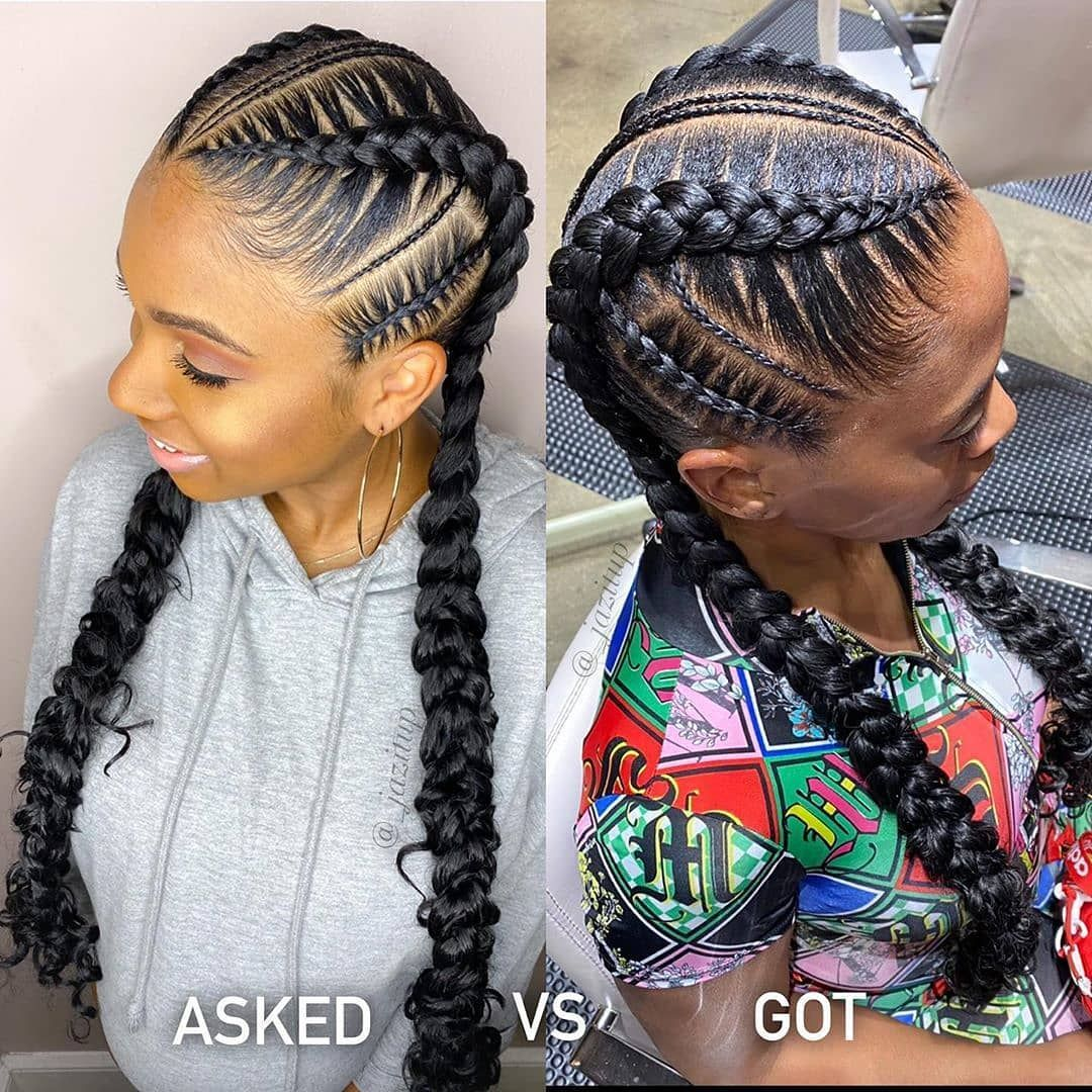Hairstyles Christmas 2021 Beautiful Braids Styles 2021 For This New Week We Will Be Seeing Some Cute Hairstyles For Ladies To Rock Chris Hair Styles Beautiful Braids Womens Hairstyles