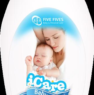آى كير زيت للأطفال خمس خمسات Baby E 5 Babies Baby Face