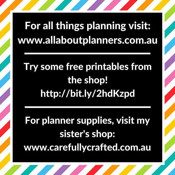 Order Form Custom Order Form Printable Business Planner