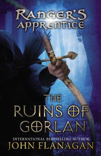 The Ruins of Gorlan (The Ranger's Apprentice, Book 1) by John A. Flanagan,http://www.amazon.com/dp/0142406635/ref=cm_sw_r_pi_dp_PDgytb1FQRZX56N3