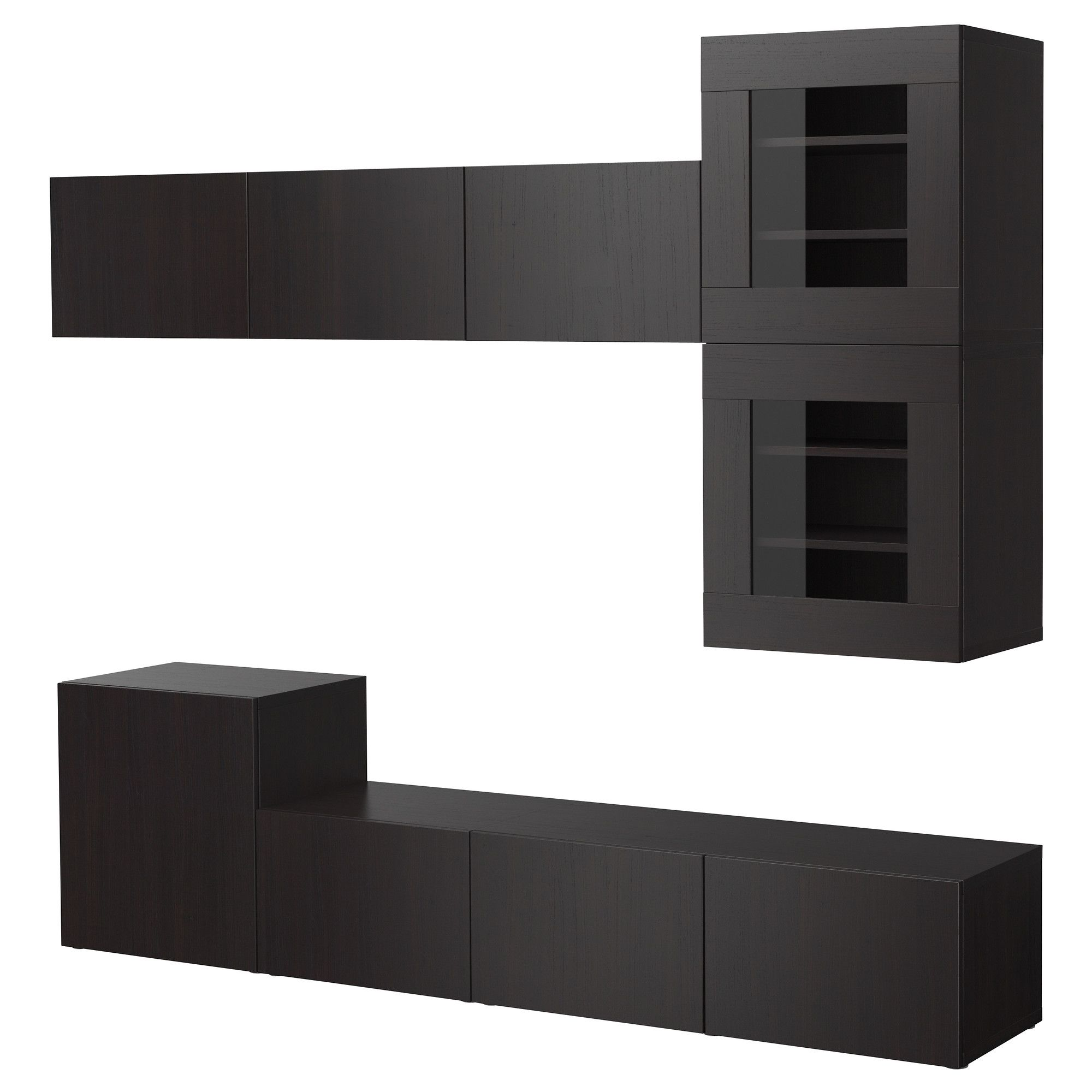 best combinaison de rangement ikea meuble tv hifi. Black Bedroom Furniture Sets. Home Design Ideas