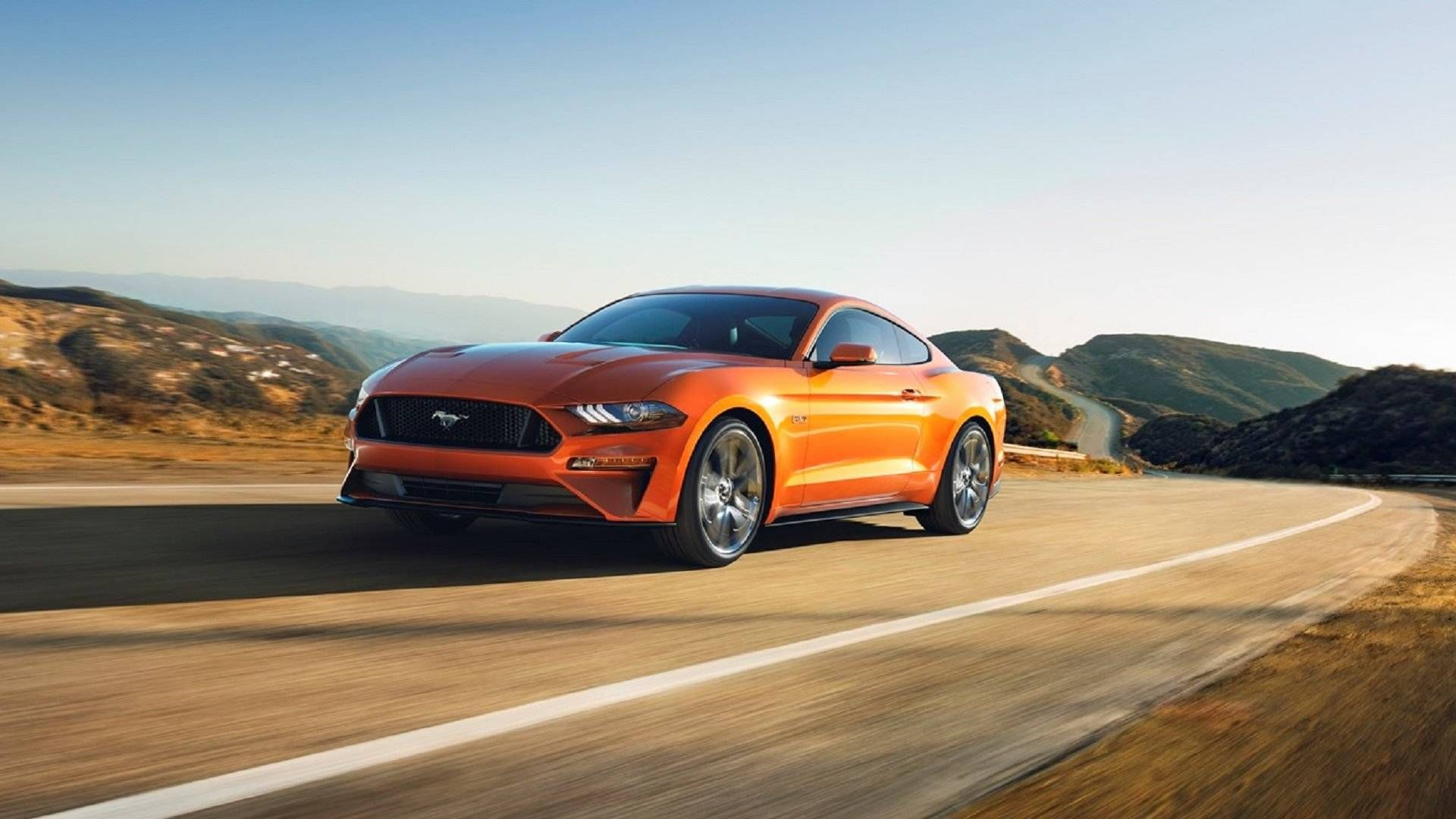 2018 Ford Mustang Gt Makes 460 Hp Does 0 60 Mph In Under 4 Seconds Via The Drive New Ford Mustang Mustang Ecoboost Mustang Gt