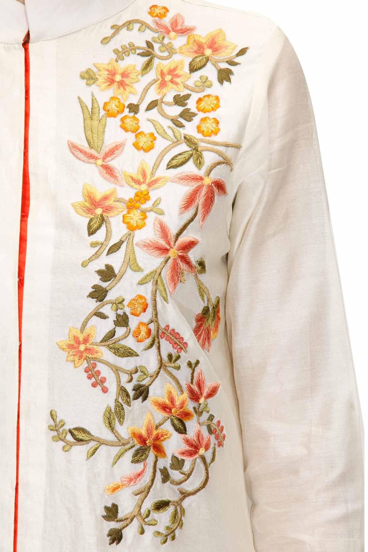 Samant Chauhan | Indian Style | Pinterest | Embroidery Hand Embroidery And Kurti