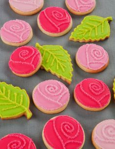 Leaf Cookies on Pinterest | Cookies, Turkey Cookies and Fall Cookies
