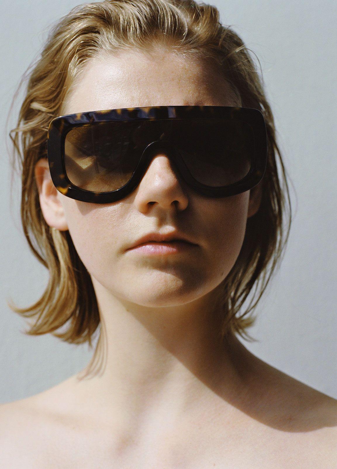 9af63ec81057 Celine Dark Havana Adele Sunglasses