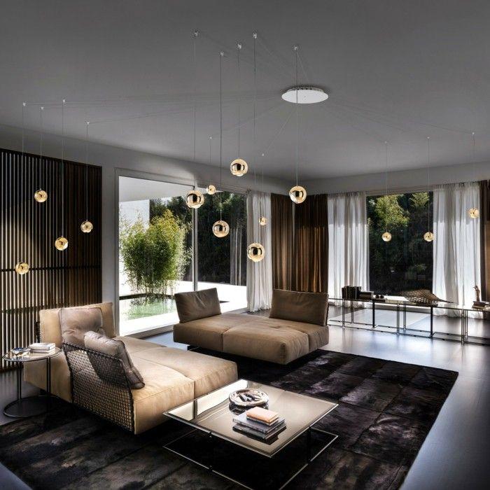 deckenlampe spinne wohnzimmer Leuchten Pinterest - leuchten fürs wohnzimmer