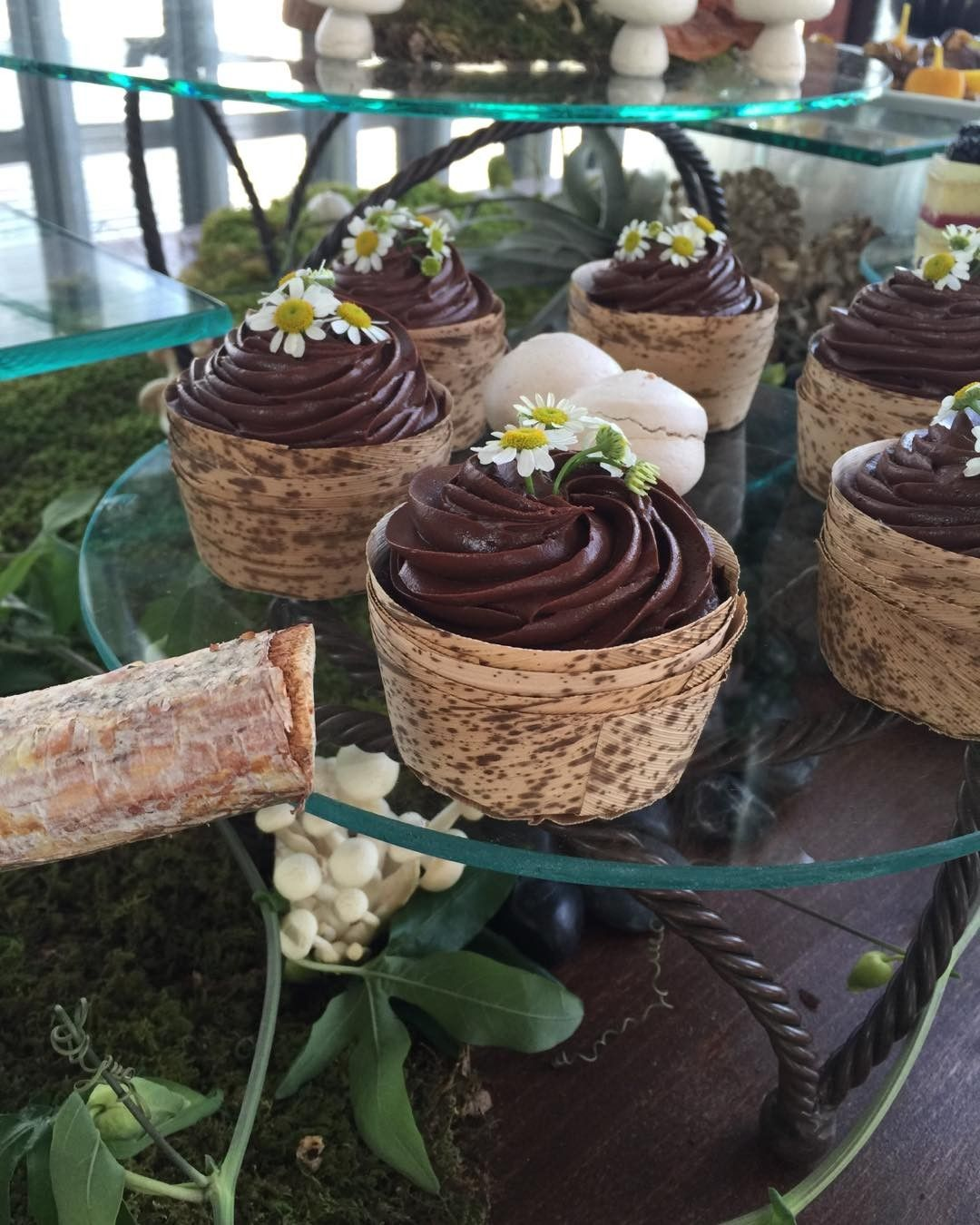 Fun cupcakes #cateringworks #specialevents #raleighcupcakes