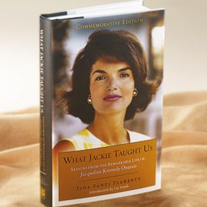 <i>What Jackie Taught Us. http://www.smithsonianstore.com/what-jackie-taught-us-10694.html?&wtl=cs&wtl1=p#