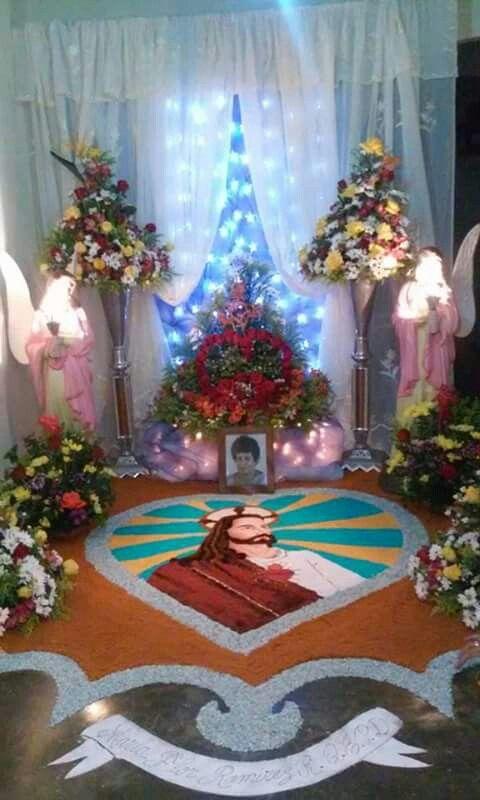 c0d846b87e4 Altar de jesus
