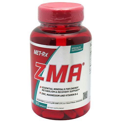 Met-rx zma 90 capsules | Supplements | Zinc supplements