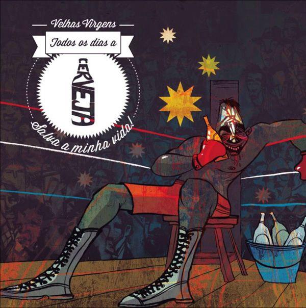Velhas Virgens Todos Os Dias A Cerveja Salva Minha Vida Setimo