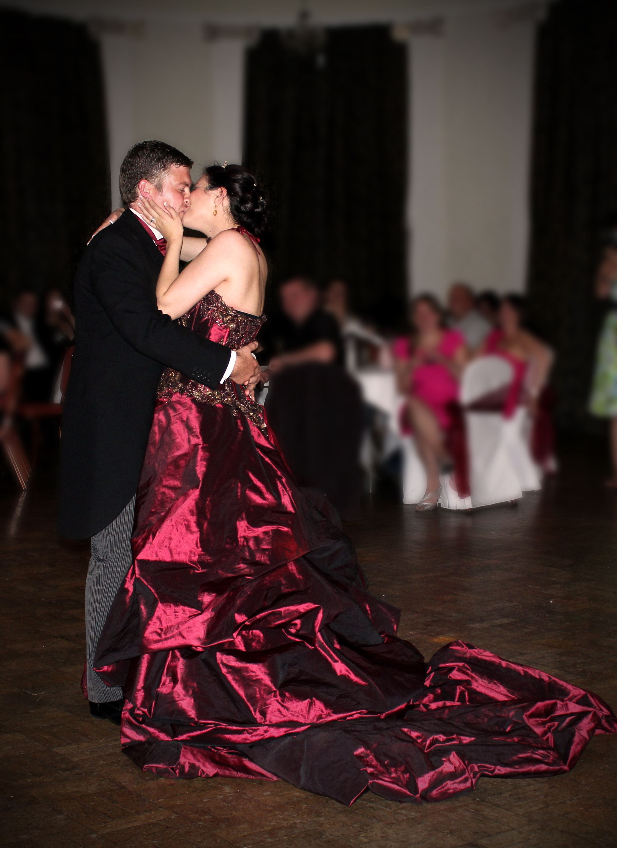 First dance red wedding dress ideas for the day pinterest