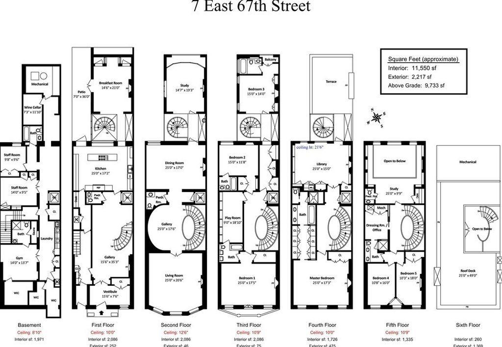 7 E 67th St, New York, NY 10065 MLS 3652702 Zillow