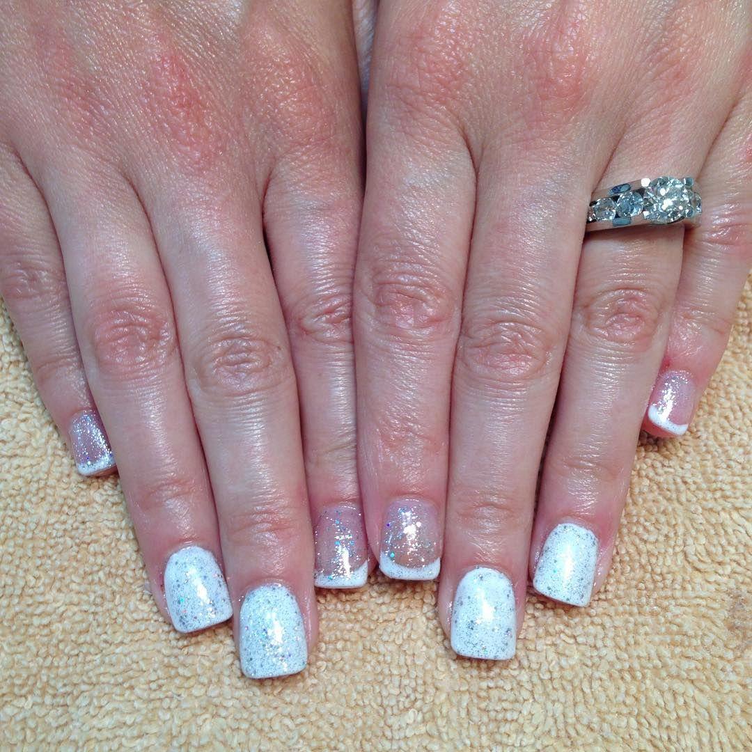 Wedding Nails!! nails meticulousmanicurist nailart check