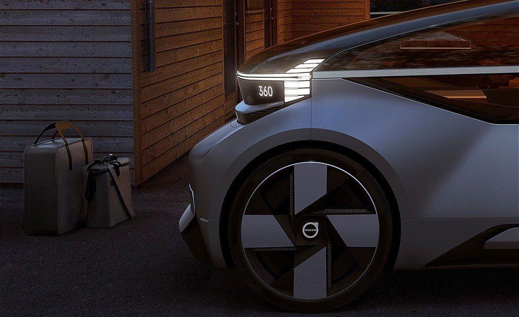 Foto 1 Automóvil conceptual, Volvo, Modelo conceptual