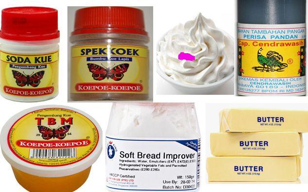 Mengenal Berbagai Macam Bahan Kue Dan Fungsinya Fungsi Dan Kegunaan Bahan Kue Mengenal Jenis