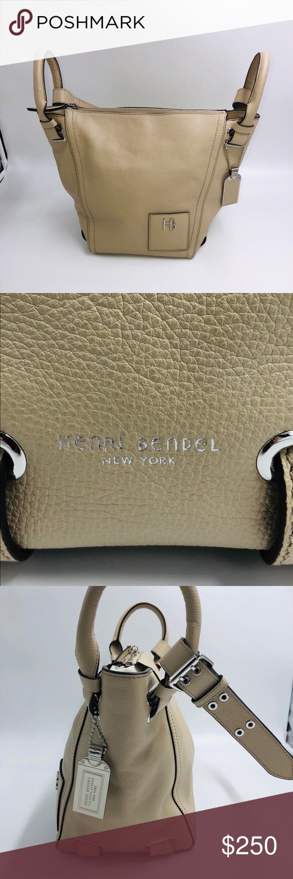 Henri Bendel Spruce Street Convert Hobo Bucket Bag | Bags