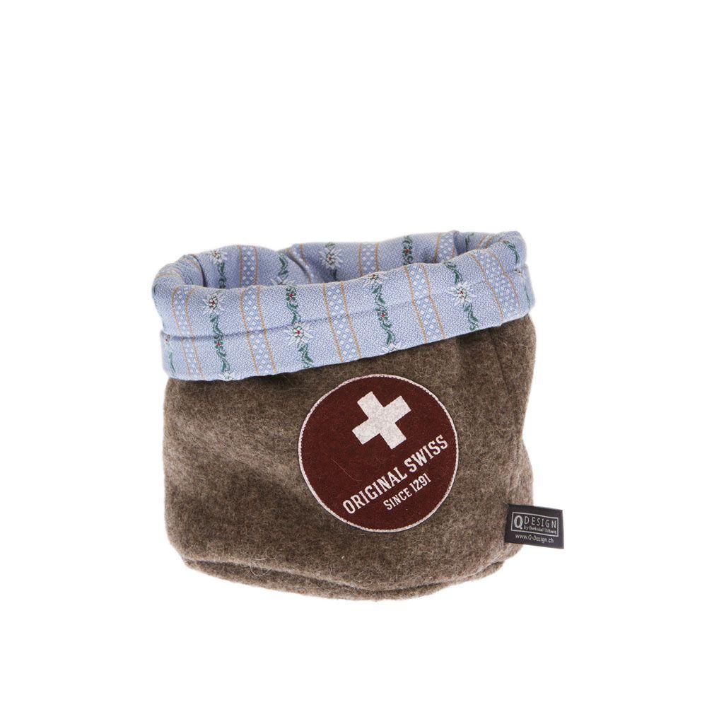 Multibag Urchig Kartoffelwarmer Gross Brotbeutel Schweizer Produkte Magnetband