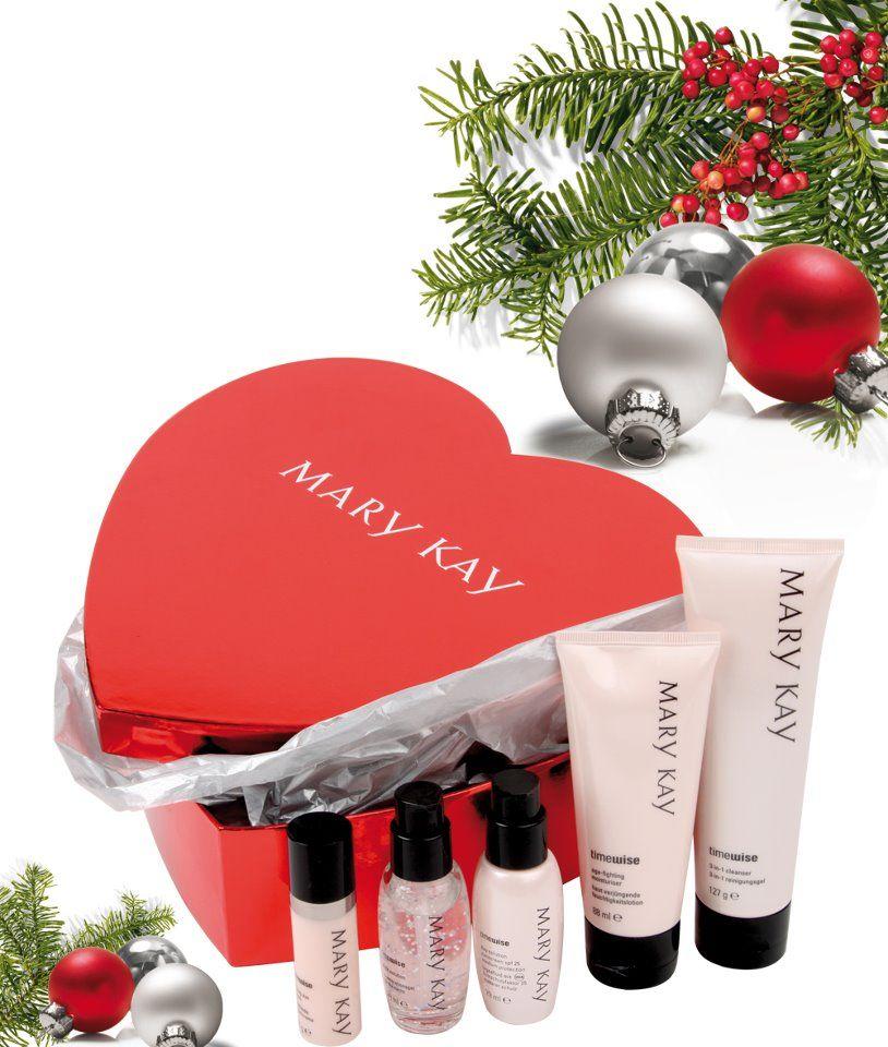Fancy a Mary Kay Santa Wish List? Mary kay miracle set